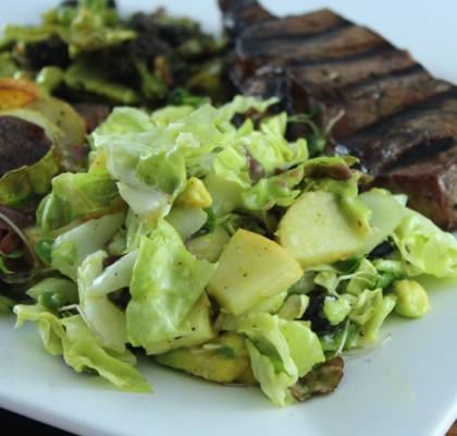 Creamy Greeny Salad